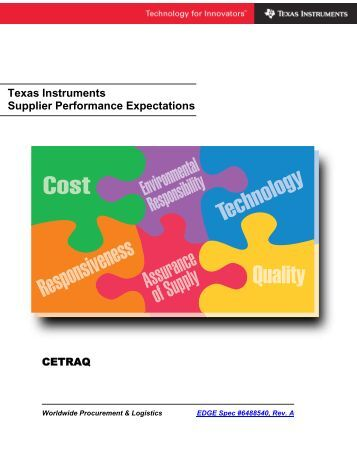 supplier evaluation and performance excellence ebook