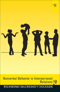 nonverbal behavior in interpersonal relations 7th edition ebook