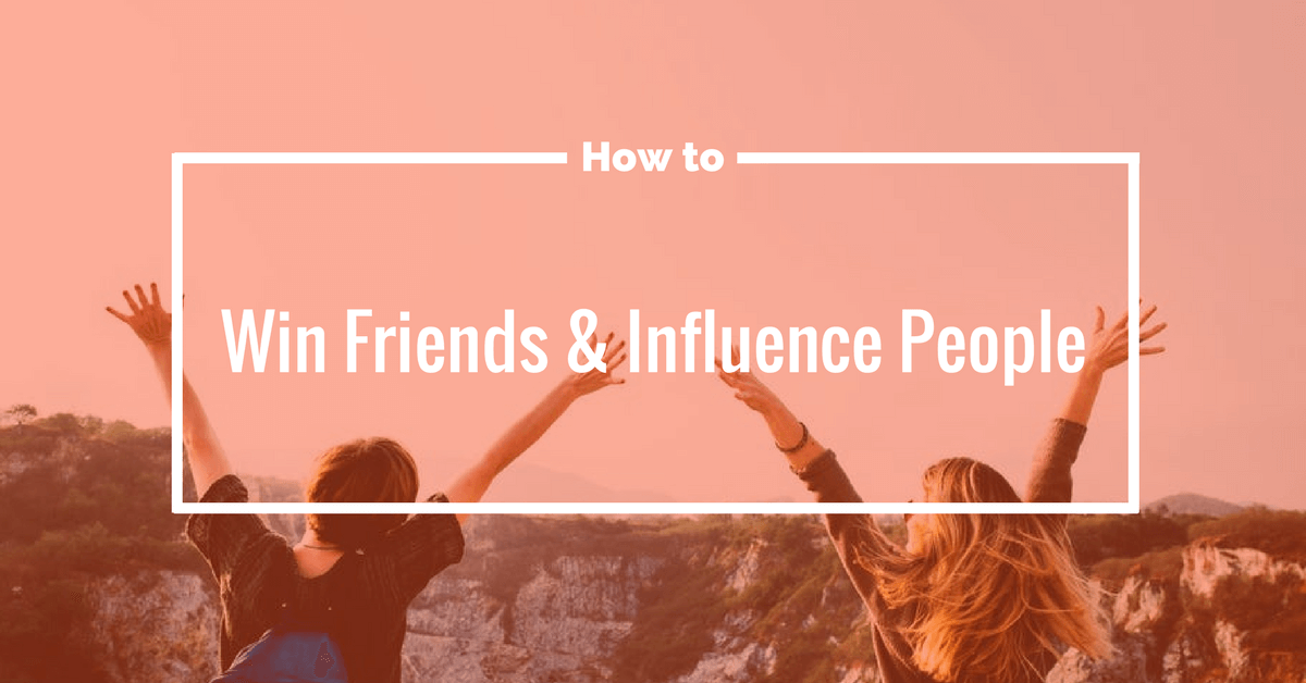 how to win friends and influence people epub