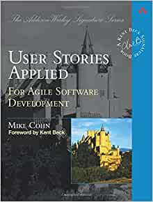 user stories applied by mike cohn ebook