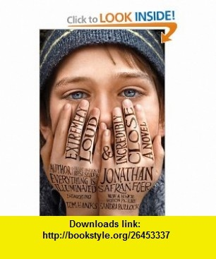 extremely loud and incredibly close ebook download